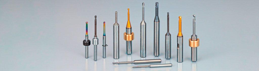 FRANKEN Dental Różnorodność narzędzi do wszystkich popularnych materiałów i systemów maszynowych